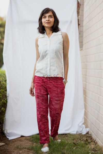 Office Lenin White Beauty Top Featured
