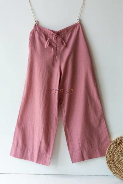 Wsp02 Palazzo With Pocket Onion Pink