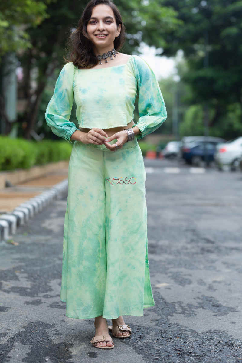 kessa kcb20 rangeeli co ord set with tie and dye 1 featured